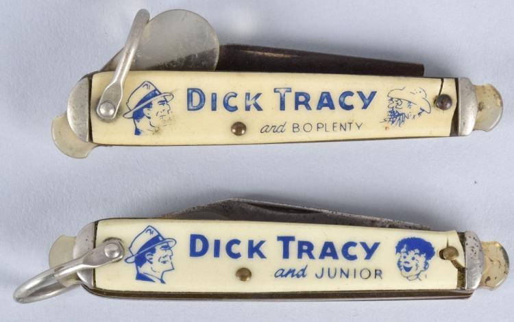 Dick Tracy Knife 102