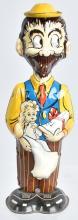 MARX Tin Windup BO PLENTY & BABY SPARKLE WALKER