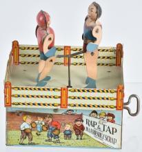 UNIQUE ART Tin Windup RAP & TAP