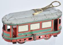 ORBOR Tin Windup TROLLEY