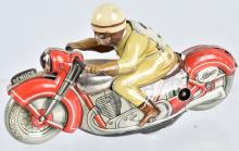 SCHUCO Tin Windup #1012 MIRAKOMOT MOTORCYCLE