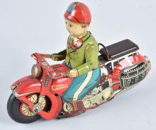 JAPAN Tin Friction GENERAL MOTORCYCLE