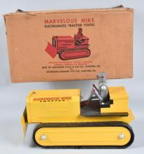 SAUNDER Battery Op MARVELOUS MIKE ROBOT TRACTOR