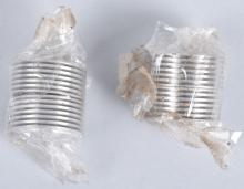 HARLEY DAVIDSON NOS SPARK PLUG COOL RINGS