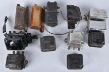 HARLEY DAVIDSON LARGE LOT, COILS and MORE