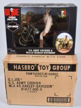 HASBRO G.I. JOE HARLEY DAVIDSON TOY, MIB