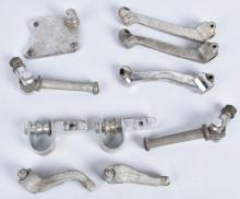HARLEY DAVIDSON FOOT PEGS and MOUNTS