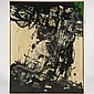 Franz Fedier (1922-2005, Swiss), painting, Franz Fedier, Click for value