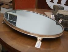 Antique French silver plated surtout de table
