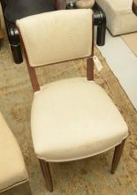 Emile-Jacques Ruhlmann style side chair