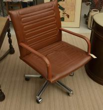 i4 Mariani leather desk chair