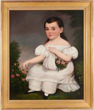 Hannah Fairfield, Oil on Canvas