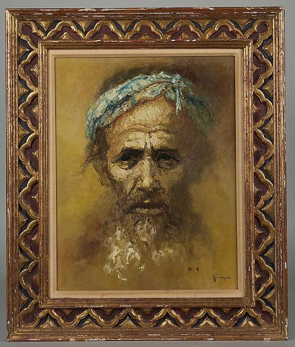 William weintraub works on sale at auction biography for Israeli artists oil paintings