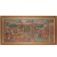 Peppino Mangravite, painting