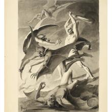 Henri Thiriet, orig. science fiction illustration