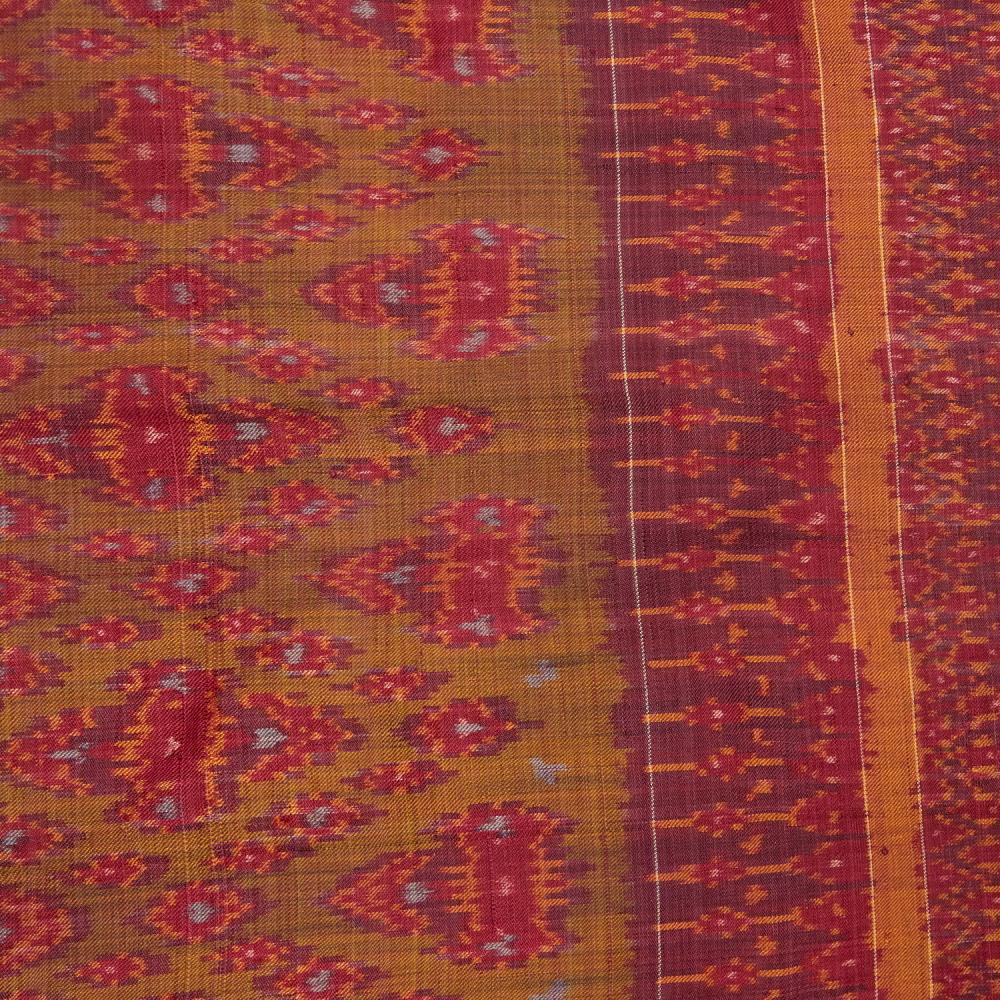 Group (7) Southeast Asian Ikat textiles