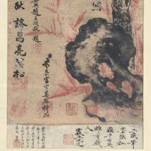 Manner of Wen Zhengming, literati painting