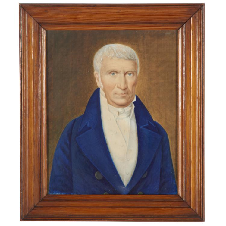 American School, portrait painting