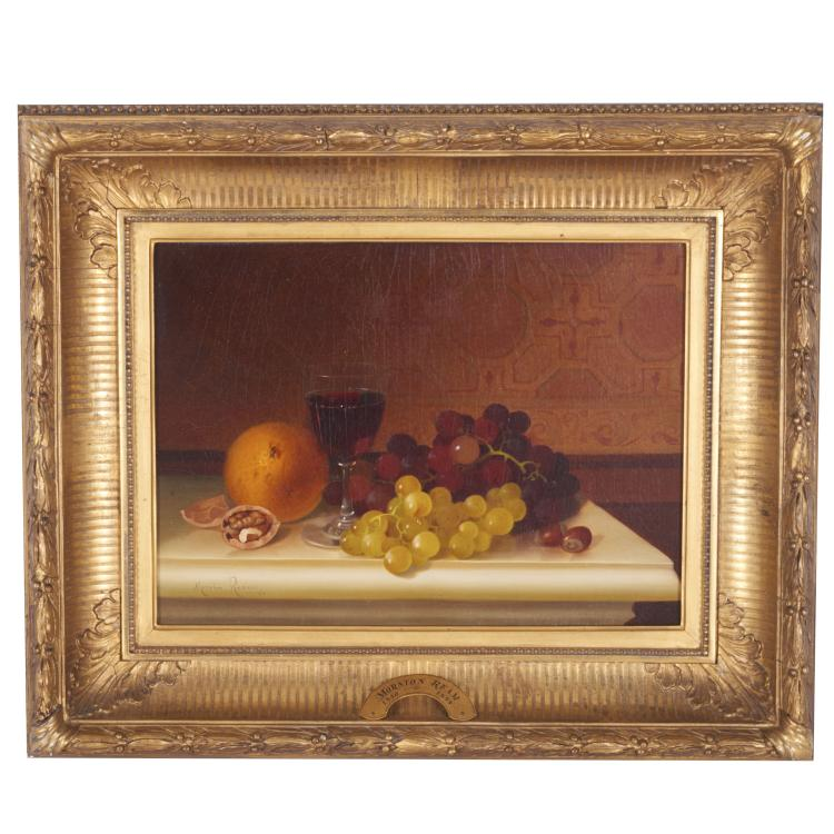 Morston Constantine Ream, painting