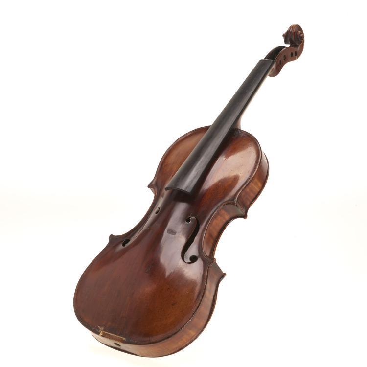 Violin, Livorno attributed to Antonio Gragnani