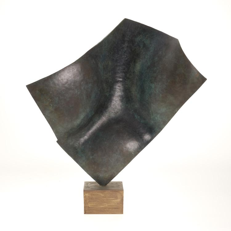 Sergio Storel, bronze sculpture