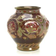 Pilkington Royal Lancastrian lustre vase