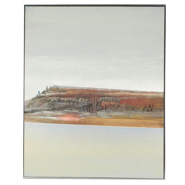 Antanas Allison, painting
