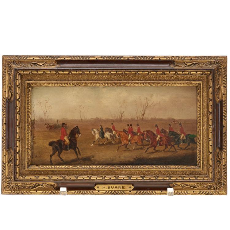 Henry Burn, painting
