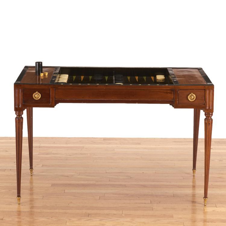 Louis XVI mahogany