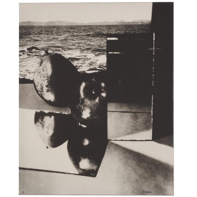 Florence Henri, photogravure