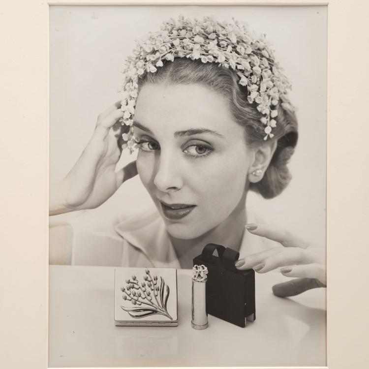 Ingeborg de Beausacq, original fashion photograph