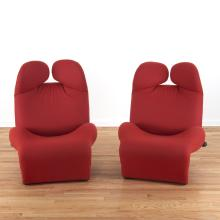 Pair Toshiyuki Kita for Cassina