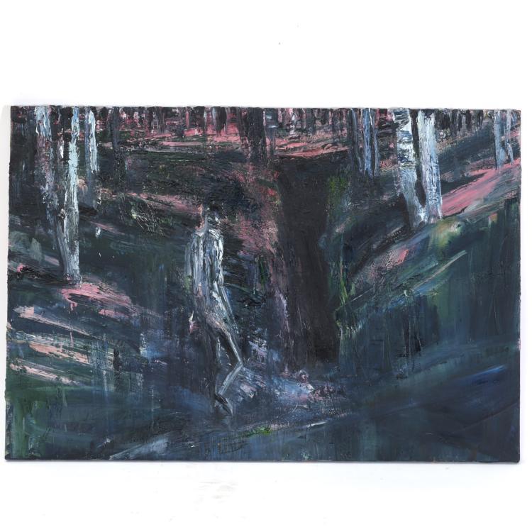 Euan MacLeod, painting