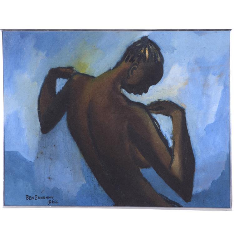 Ben Enwonwu, painting