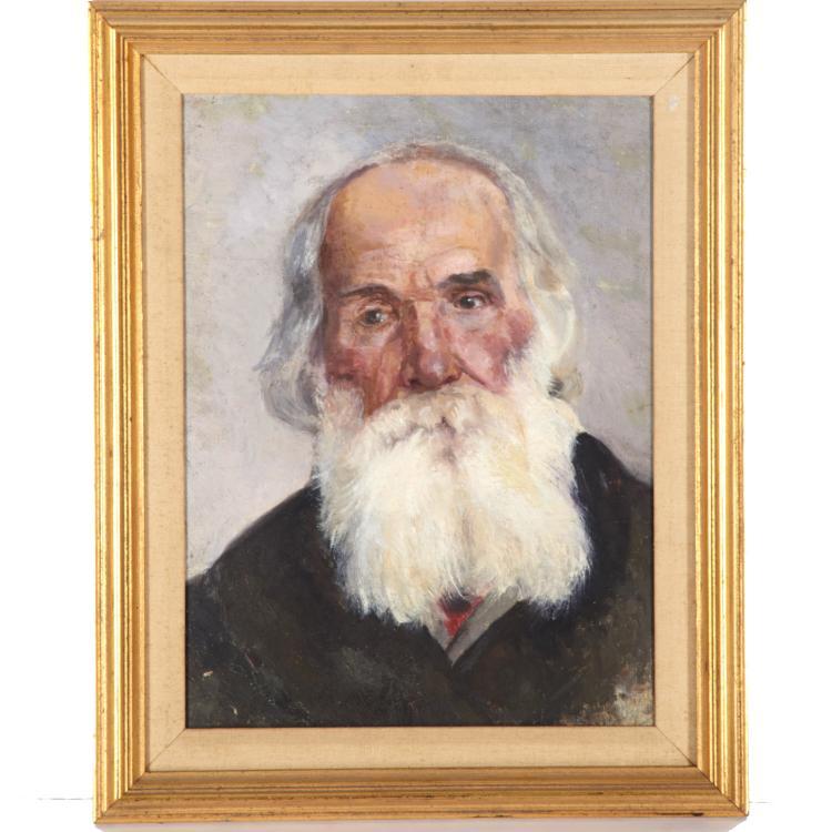 Ivan Ivanovich Tvorozhnikov, painting