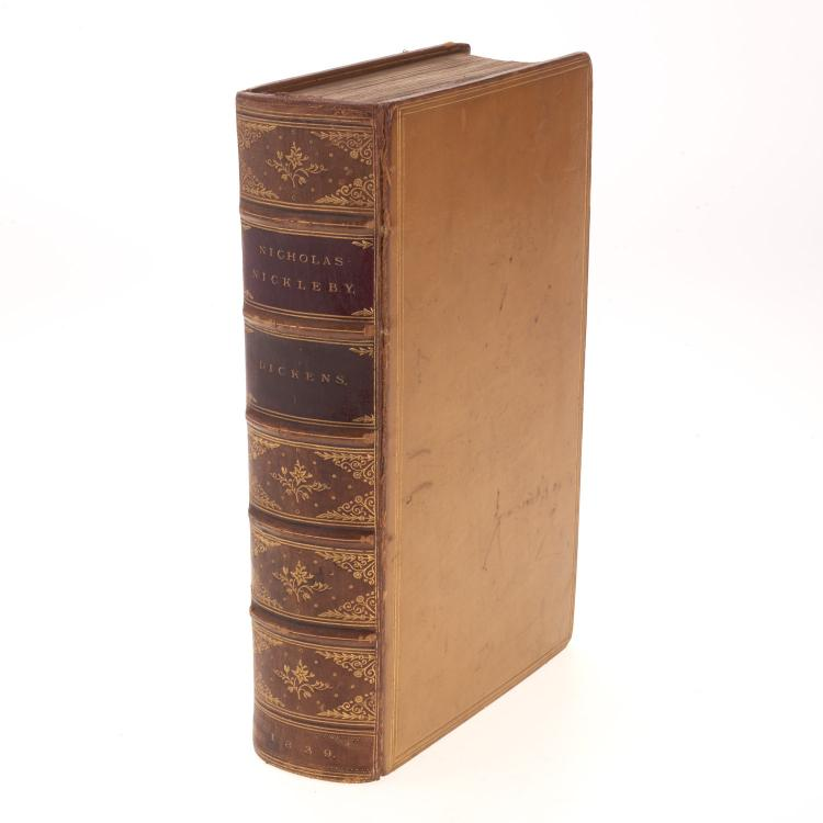 Book: Dickens, Charles. First Edition Work