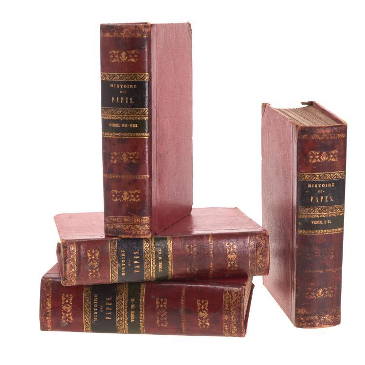 Books: Histoire des Papes