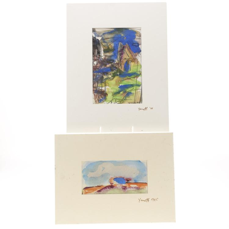 Arthur Yanoff, (2) works