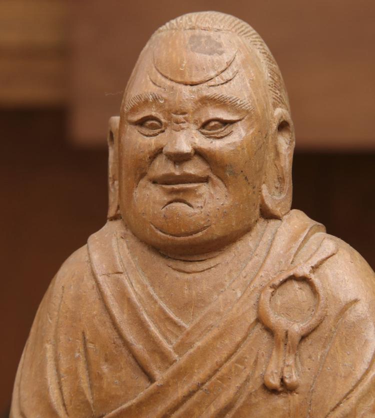 Asian Wood Carvings 13