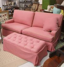 Custom Interior Designer sofa and bench