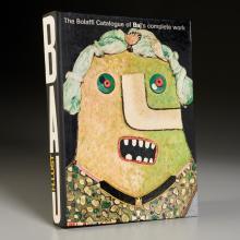 Herbert Lust, Enrico Baj Catalogue Raisonne
