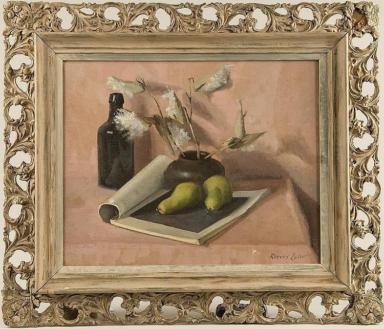 Edwin Reeves Euler (b. 1896, American), painting