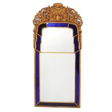 Irish George I style pier mirror