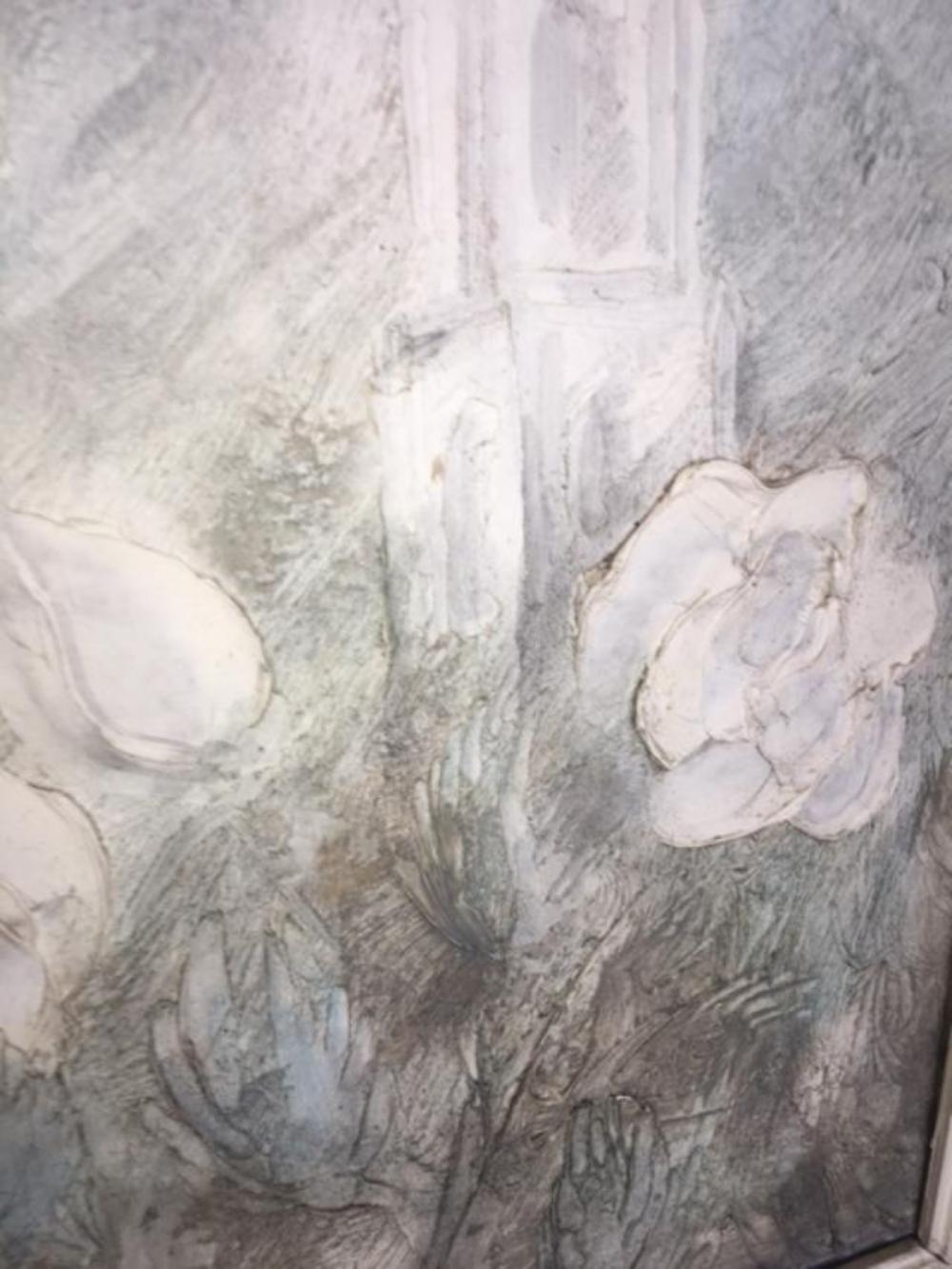 Lot 13: Georgy Kuzmin Russian Oil on Board Painting