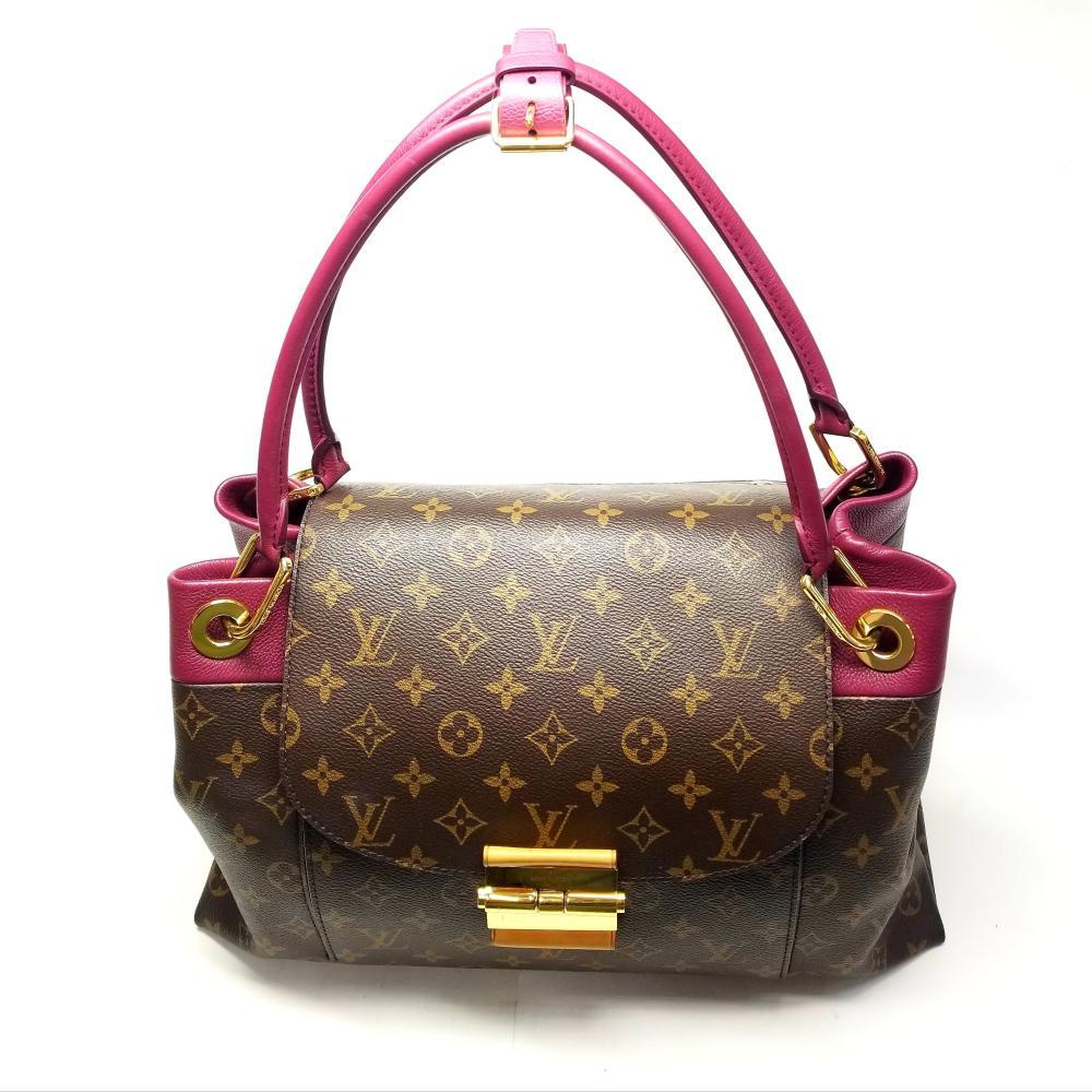Designer Louis Vuitton Large Limited Edition Authentic Rare Shoulder Purse