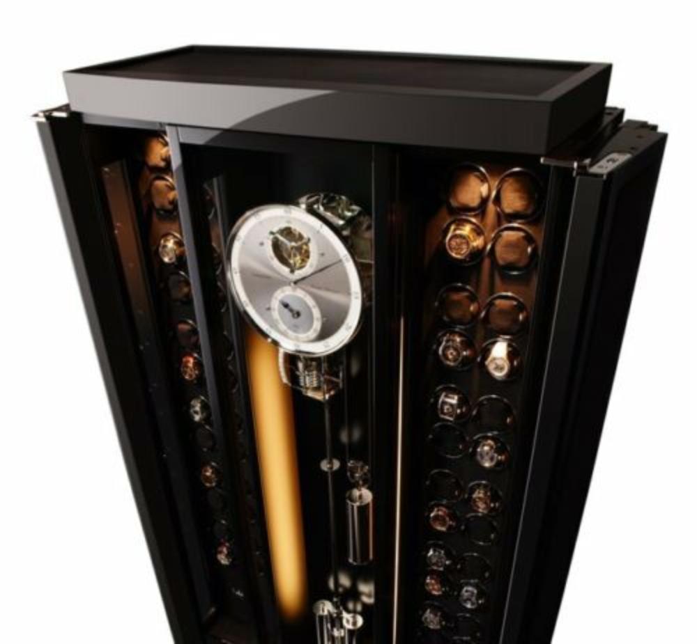 Lot 77: Buben & Zorweg Grande Precision 48 Watch Winder