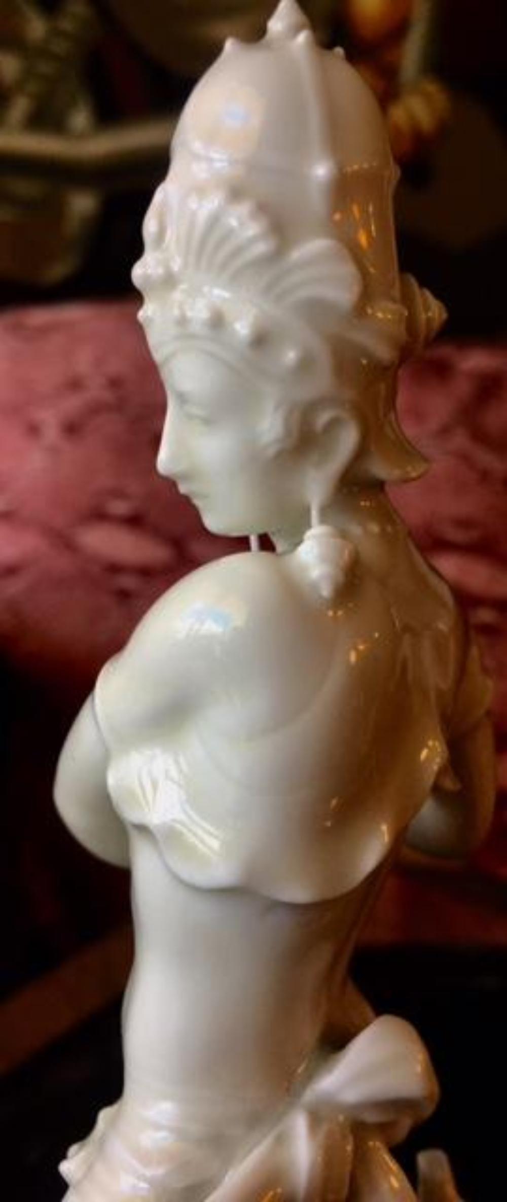 Lot 137: Rare Forster Rosenthal Javanese Dancer Figurine