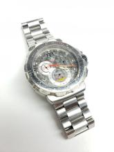Lot 198: Mens Tag Heuer Indy 500 S.S Formula 1 Chrono Watch