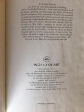 Lot 159: Collection of 7 Art Books Raphael, Rembrandt, Bruegel, Miro, Monet, Van Gogh, Degah.