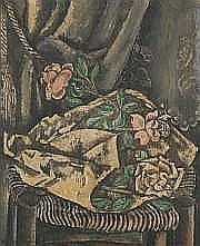 Sei KOYANAGUI (Sappon 1896-France 1948) Bouquet de